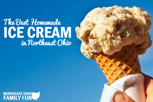Best Homemade Ice Cream in Northeast Ohio