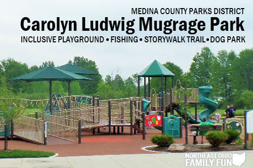 Carolyn Ludwig Mugrage Park Medina Ohio