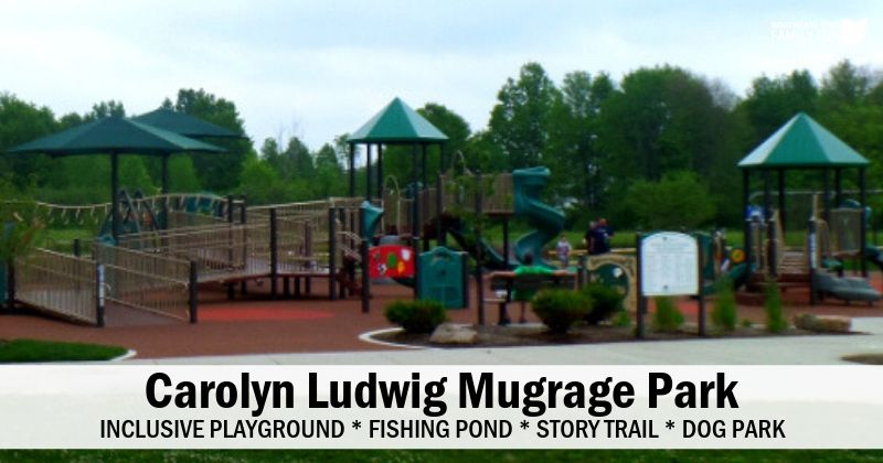 Carolyn Ludwig Mugrage Park – One of the Best Parks in Medina