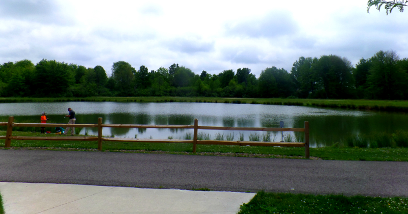 Fishing Pond Medina County Park District