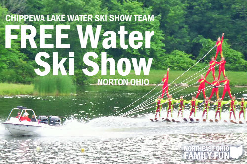 Free Water Ski Show Performance Ohio