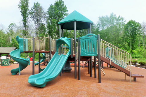 Inclusive playground Medina Ohio