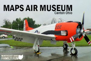 MAPS Air Museum in Canton Ohio