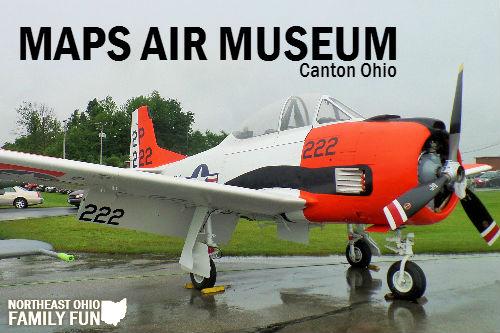 MAPS Air Museum in Canton Ohio