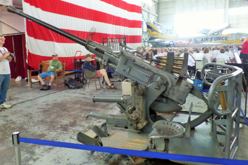 Military Gun MAPS Air Museum