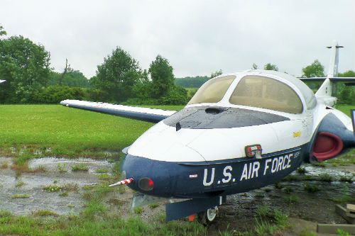 Replica Airplanes at MAPS Air Museum