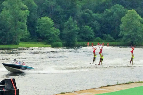 Water Ski Show Norton Ohio