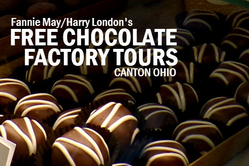 Free Chocolate Factory Tours