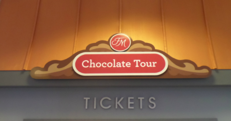 Fannie May Chocolate Factory Tours