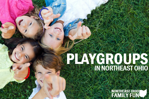 Playgroups in Northeast Ohio