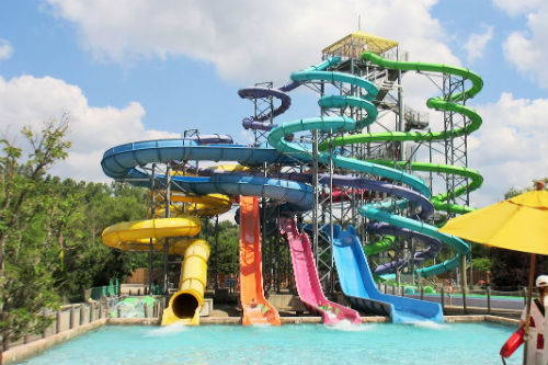 Wildwater Kingdom Outdoor Water Park