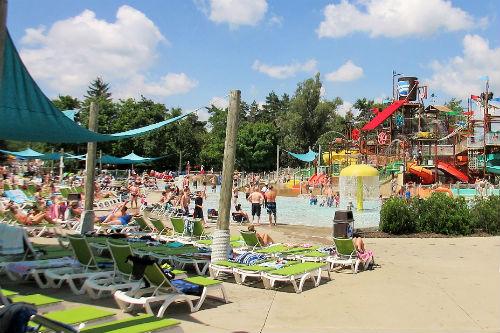 Wildwater Kingdom Outdoor Water Park Ohio