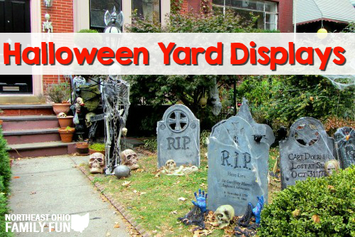 Must See Halloween Yard Displays