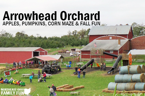 Arrowhead Orchards Fall Festival Lisbon Ohio