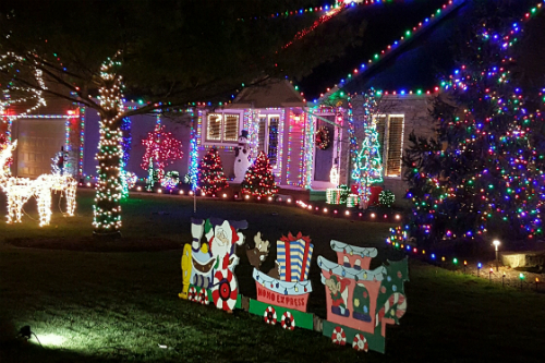 Drive Thru Christmas Light Displays Near Me.Best Local Christmas Light Displays You Must See This Year