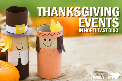 Thanksgiving Events in Northeast Ohio