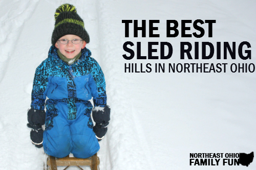 Best Sled Riding Hills
