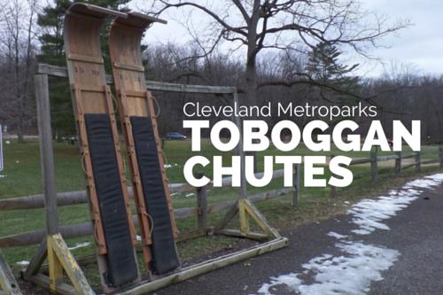 Toboggan Chutes in Cleveland Ohio