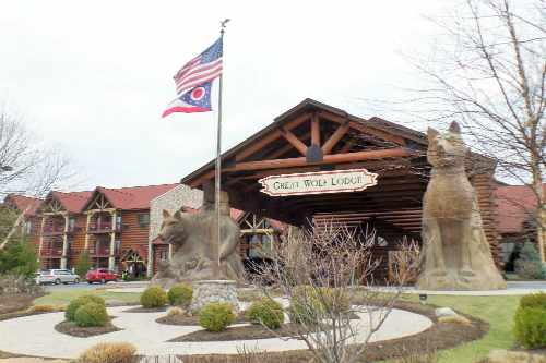 Great Wolf Lodge Indoor Waterpark Mason Ohio