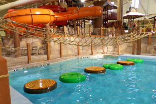Indoor Water Park Greak Wolf Lodge Review