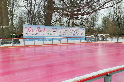 Outdoor Ice Skating Cleveland Ohio