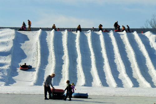 Snow Tubing Ohio