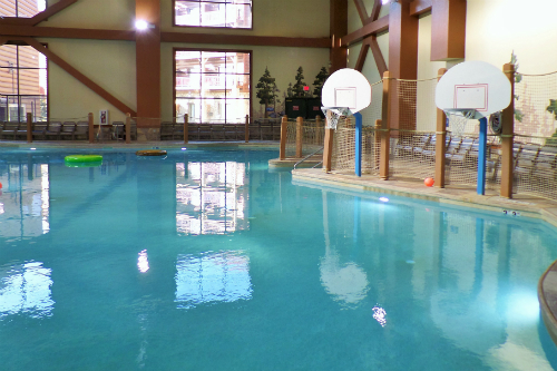 Water Basketball Greak Wolf Lodge