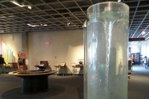 Great Lakes Science Center Interactive Activities