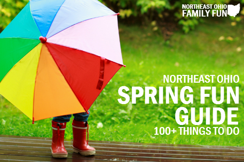 100 Things to Do in Northeast Ohio this Spring