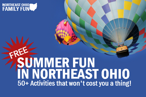 FREE Summer Fun in Northeast Ohio