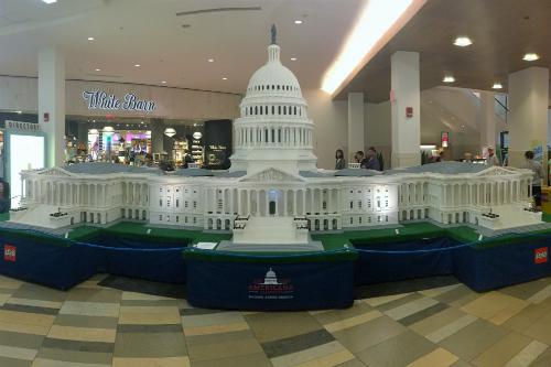 LEGO® Display at Beachwood Place
