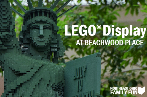 LEGO® Display at Beachwood Place
