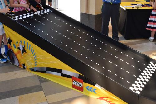 LEGO Play Area at Beachwood Mall Ohio
