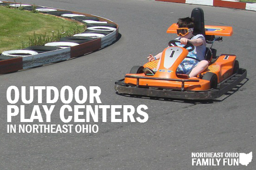 Best Amusements Parks in Northeast Ohio