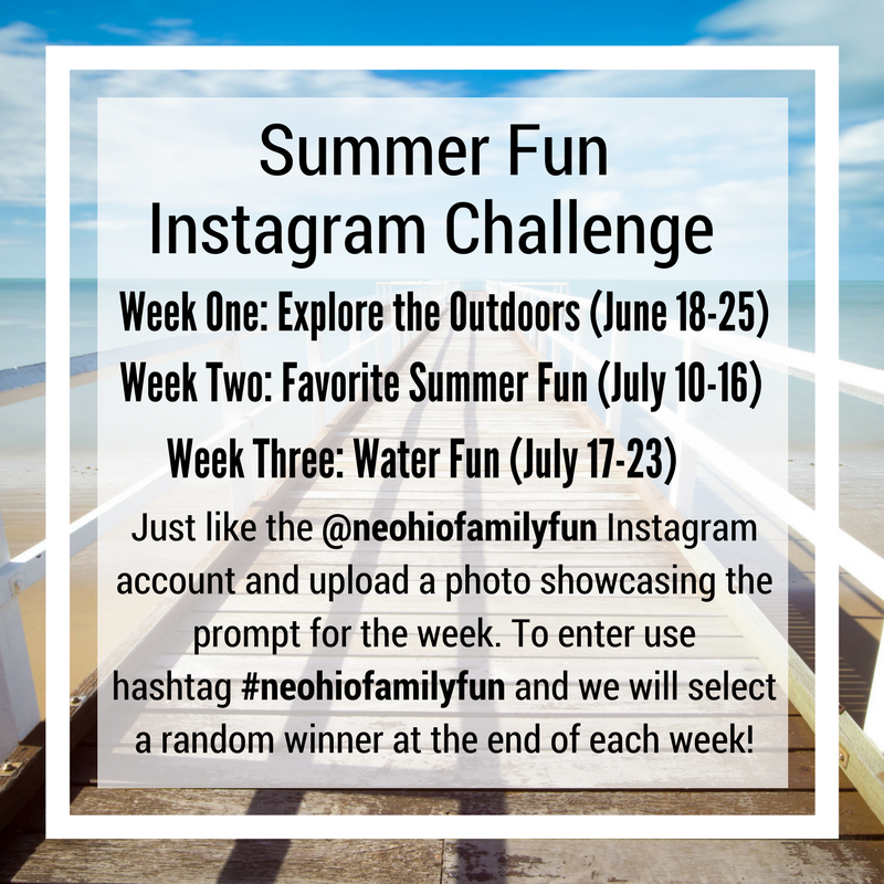 Summer Instagram Challenge Main Photo
