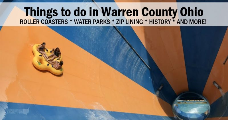 Things to do in Warren County Ohio