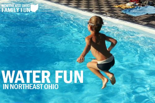 Water Fun in Northeast Ohio