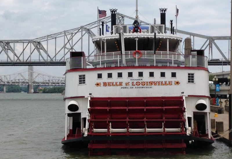 Belle of Louisville Riverboat Cruise