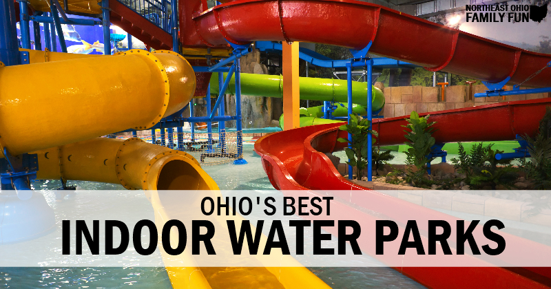 Indoor Water Parks in Ohio