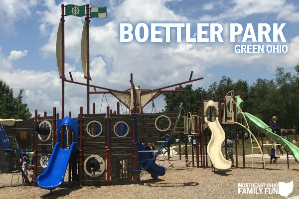 Boettler Park Playground Green Ohio