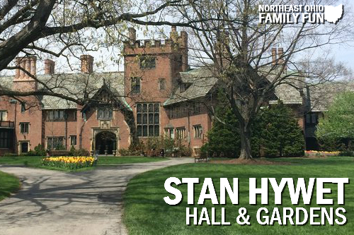 Family Fun at Stan Hywet Hall and Gardens Akron Ohio