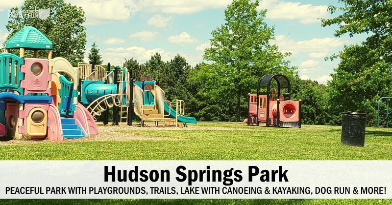 Fun for Everyone at Hudson Springs Park