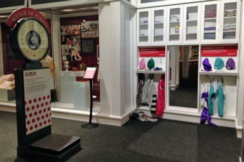 Kentucky Derby Museum Kids Area