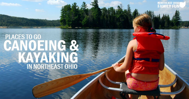 Canoeing and Kayaking in Northeast Ohio