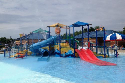 Kids Water Playground Uhrichville Waterpark