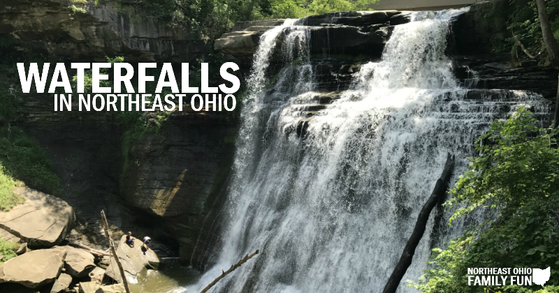 Best Waterfalls in Northeast Ohio with Interactive Map!