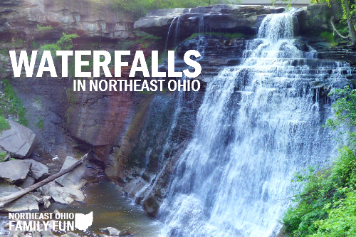 Best Waterfalls in Northeast Ohio