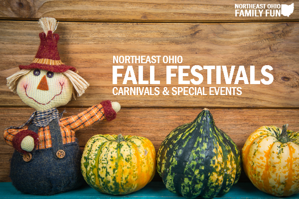 Fall Festivals in Northeast Ohio