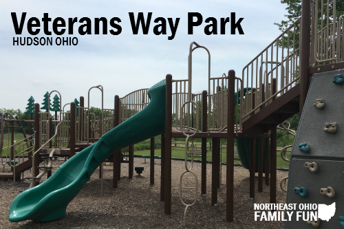 Veterans Way Park & Splash Pad