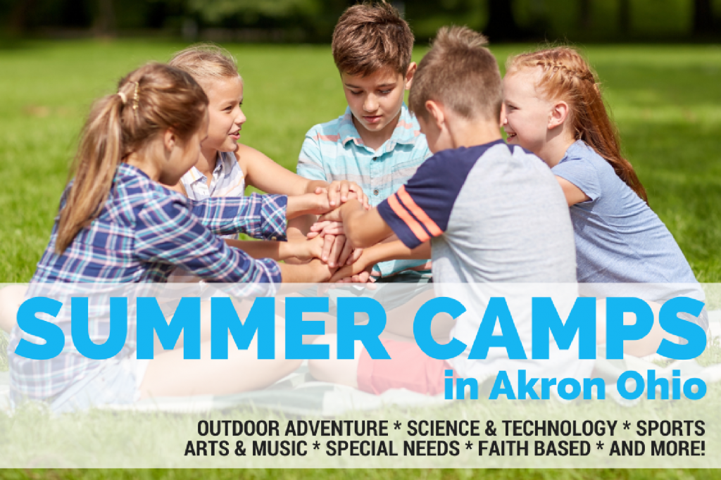 2017 Summer Camps in Akron Ohio